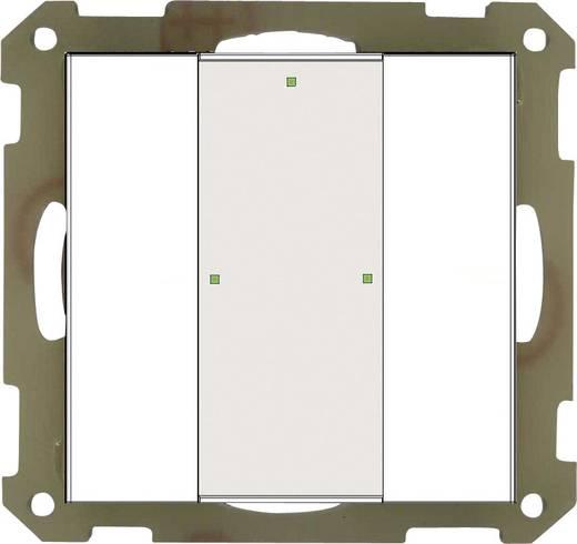 MDT RF-TA55P2.01 KNX RF TASTER 2-F WS