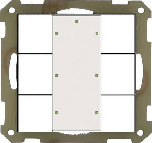 MDT RF-TA55P6.01 KNX RF TASTER 6-F, WS