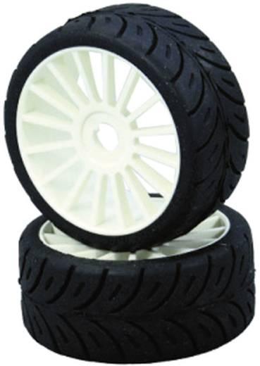 Jamara Buggy Komplettrad mit 15-Speichen-Felge N/A und Street Reifen-Profil