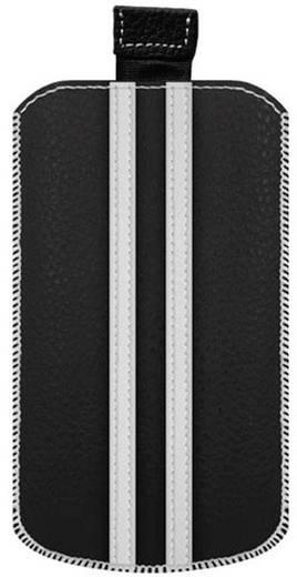 iPhone Tasche Katinkas Stripe Passend für: iPhone 4, iPhone 4s, Schwarz, Weiß
