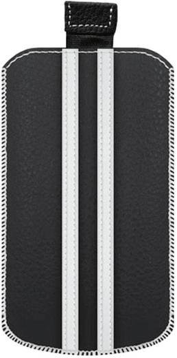 Katinkas Stripe iPhone Tasche Passend für: iPhone 4, iPhone 4s, Schwarz, Weiß