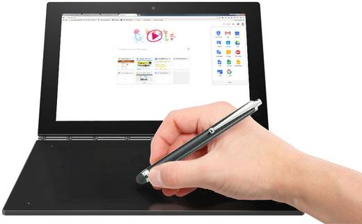 Touchpen Renkforce Stylus Schwarz