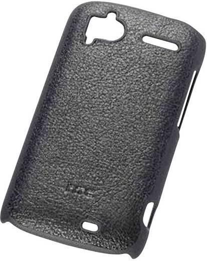 HTC C620 Backcover Passend für: HTC Sensation Schwarz