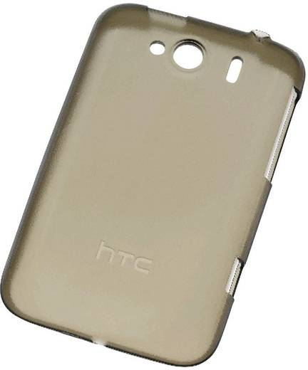 HTC C601 Backcover Passend für: HTC ChaCha Transparent