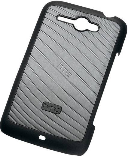 HTC C610 Backcover Passend für: HTC ChaCha Grau