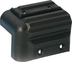 Ochranný roh na reproboxy 4072, (d x š) 56 mm x 36 mm, umelá hmota