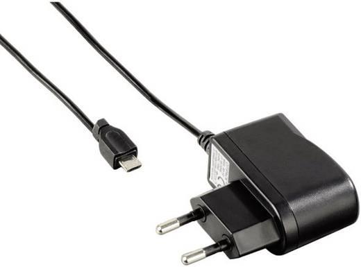 Hama Handy Ladegerät Micro USB Passend für:Universel