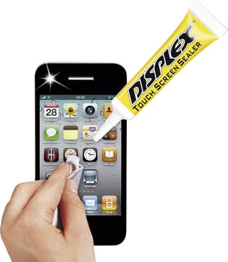 Displex Smartphone Touchscreen Versiegelung
