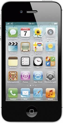 apple iphone 4 refurbished 8 9 cm 3 5 zoll 8 gb 4 9 mio pixel schwarz kaufen. Black Bedroom Furniture Sets. Home Design Ideas