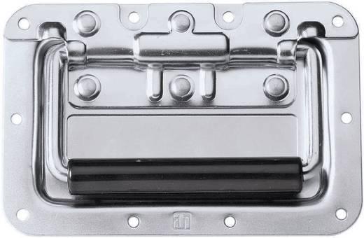 Boxengriff Stahl (L x B x H) 10 x 130 x 75 mm 34082