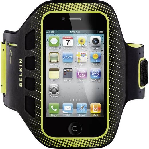 iPhone Armband Belkin Easy Fit Passend für: Apple iPhone 4, Apple iPhone 4S, Schwarz