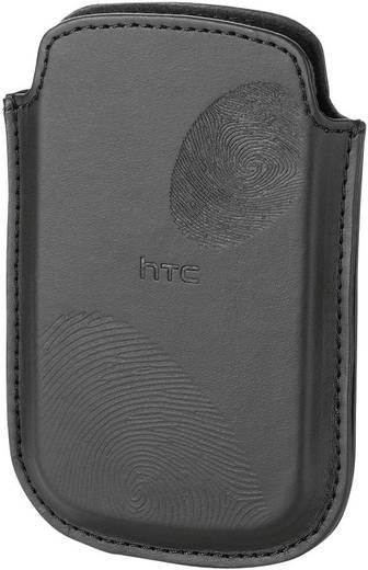 HTC Slip Backcover Passend für: HTC Explorer Schwarz