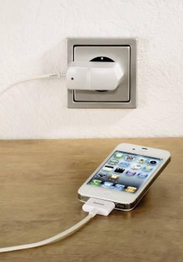 Hama iPhone/iPod Reiseladegerät/Netzladegerät