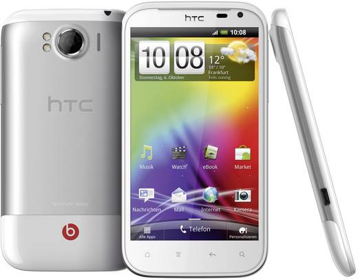 htc sensation xl mit beats audio display kamera android 2 3 kaufen. Black Bedroom Furniture Sets. Home Design Ideas