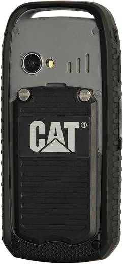 CAT B25 Outdoor-Handy Schwarz-Grau, IP-67