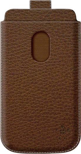 Belkin Pocket Sleeve Passend für: Samsung Galaxy S3, Samsung Galaxy S3 LTE, Samsung Galaxy S3 Neo Braun