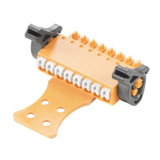 Buchsengehäuse-Kabel BC/SC Polzahl Gesamt 9 Weidmüller 1236160000 Rastermaß: 3.81 mm 50 St.