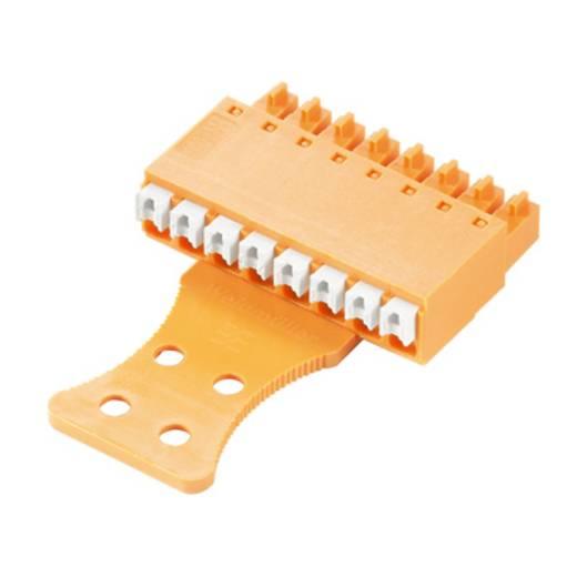 Buchsengehäuse-Kabel BC/SC Polzahl Gesamt 9 Weidmüller 1235830000 Rastermaß: 3.81 mm 50 St.