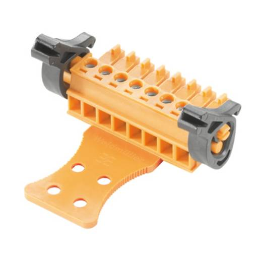 Buchsengehäuse-Kabel BC/SC Polzahl Gesamt 18 Weidmüller 1236930000 Rastermaß: 3.81 mm 50 St.
