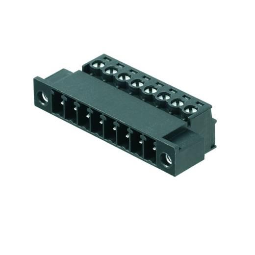 Stiftgehäuse-Kabel BC/SC Polzahl Gesamt 4 Weidmüller 1237230000 Rastermaß: 3.81 mm 50 St.