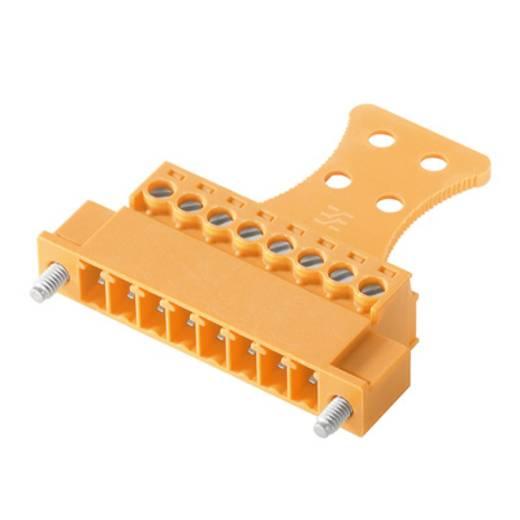 Stiftgehäuse-Kabel BC/SC Polzahl Gesamt 6 Weidmüller 1237570000 Rastermaß: 3.81 mm 50 St.