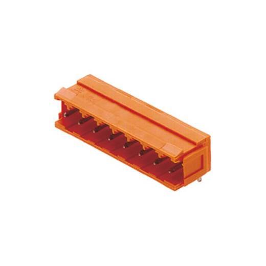 Weidmüller 1241160000 Stiftgehäuse-Platine BLA/SLA 5.08 Polzahl Gesamt 3 Rastermaß: 5.08 mm 100 St.
