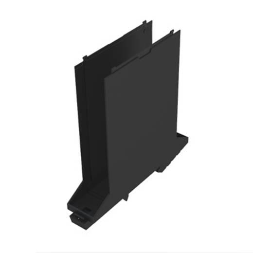 Hutschienen-Gehäuse Basiselement 107.4 x 22.5 x 109.3 Weidmüller CH20M22 B BUS BK/BK 10 St.