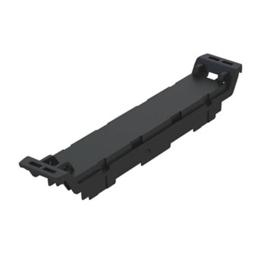Hutschienen-Gehäuse Frontelement 15.5 x 17.5 x 100.3 Weidmüller CH20M17 F BK 50 St.