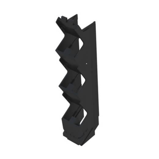 Hutschienen-Gehäuse Seitenteil 105.49 x 17.5 x 22.83 Weidmüller CH20M17 S PPP BK 12 St.