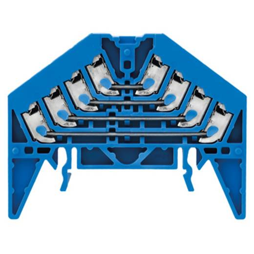 Potentialverteiler PPV 4 BL 35X15 DGR 1267910000 Weidmüller 20 St.