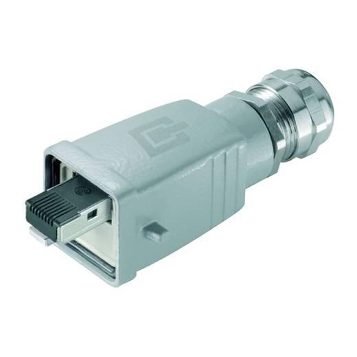 Sensor-/Aktor-Datensteckverbinder Stecker, gerade Weidmüller 1271250000 IE-PS-V05M-RJ45-FH-B 10 St.