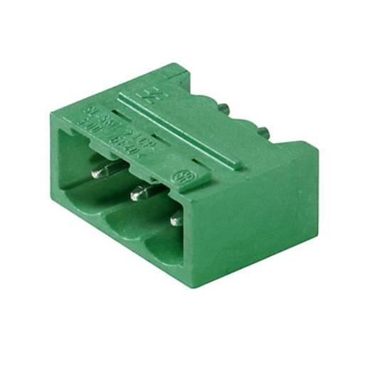 Stiftgehäuse-Platine BL/SL 5.08 Polzahl Gesamt 3 Weidmüller 1272720000 Rastermaß: 5.08 mm 350 St.