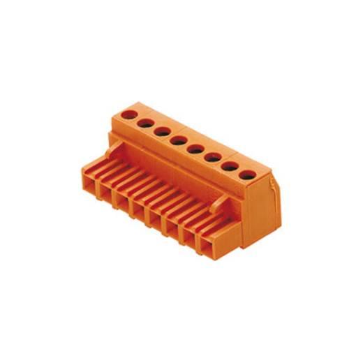 Buchsengehäuse-Kabel BLA/SLA 5.08 Polzahl Gesamt 2 Weidmüller 1281760000 Rastermaß: 5.08 mm 180 St.
