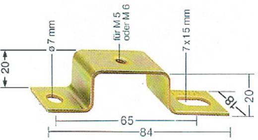 Tragschienenträger TST 2/M5 1286600000 Weidmüller 10 St.