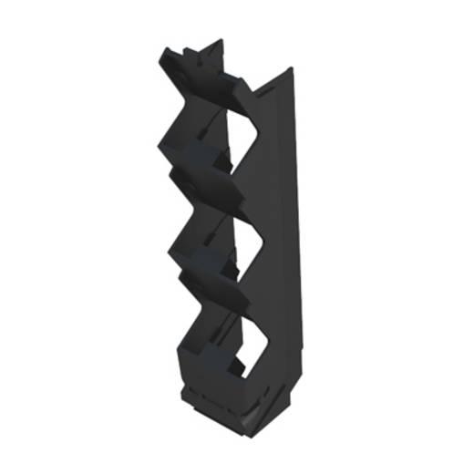Hutschienen-Gehäuse Seitenteil 105.49 x 22.5 x 22.83 Weidmüller CH20M22 S PPP LGY 10 St.