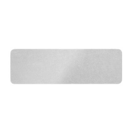 Gerätemarkierung Montage-Art: aufclipsen Beschriftungsfläche: 27 x 85 mm Passend für Serie Schilderrahmen, Geräte und Sc