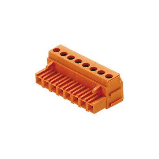 Buchsengehäuse-Kabel BLA/SLA 5.08 Polzahl Gesamt 9 Weidmüller 1356760000 Rastermaß: 5.08 mm 36 St.