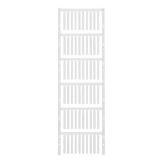 Leitermarkierer Montage-Art: aufschieben Beschriftungsfläche: 30 x 4 mm Passend für Serie Weidmüller TM-H Hülsen Grün We