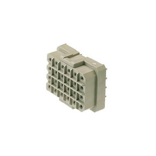 Weidmüller Buchsengehäuse-Platine RSV Polzahl Gesamt 24 Rastermaß: 5 mm 1418300000 20 St.