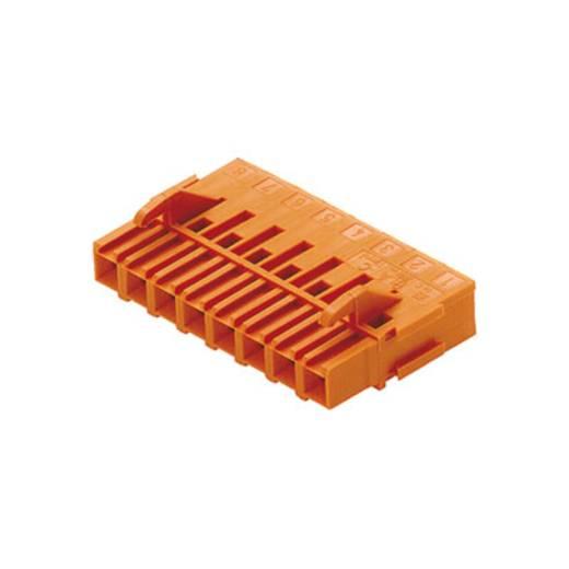 Buchsengehäuse-Kabel BLA/SLA 5.08 Polzahl Gesamt 9 Weidmüller 1577420000 Rastermaß: 5.08 mm 50 St.