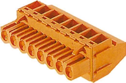 Buchsengehäuse-Kabel BL Polzahl Gesamt 4 Weidmüller 1555260000 Rastermaß: 5.08 mm 78 St.