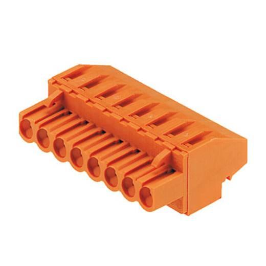 Buchsengehäuse-Kabel BL Polzahl Gesamt 4 Weidmüller 1557560000 Rastermaß: 5.08 mm 90 St.