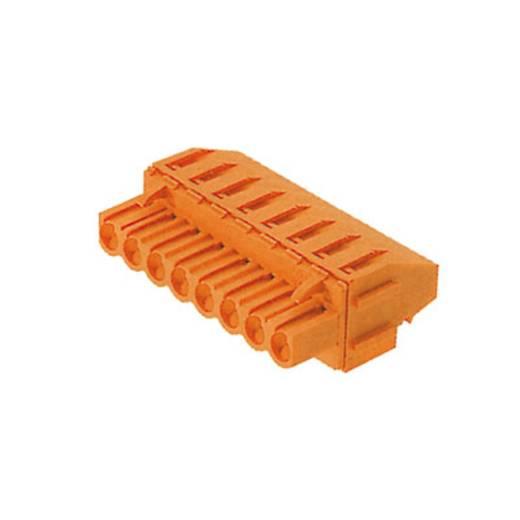 Weidmüller 1560060000 Buchsengehäuse-Kabel BL Polzahl Gesamt 6 Rastermaß: 5.08 mm 54 St.