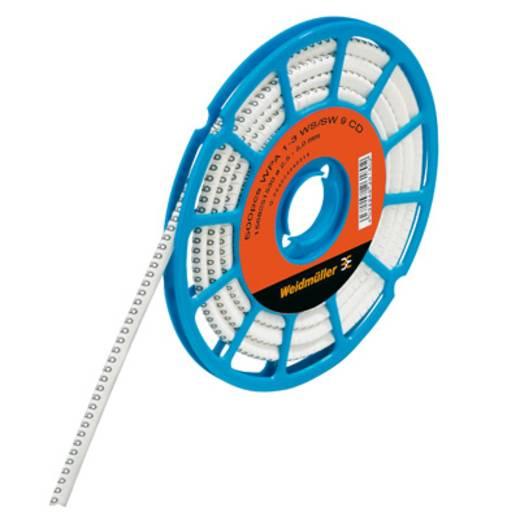 Kennzeichnungsring Aufdruck NE Außendurchmesser-Bereich 3 bis 5 mm 1568251044 CLI C 1-3 WS NE CD Weidmüller