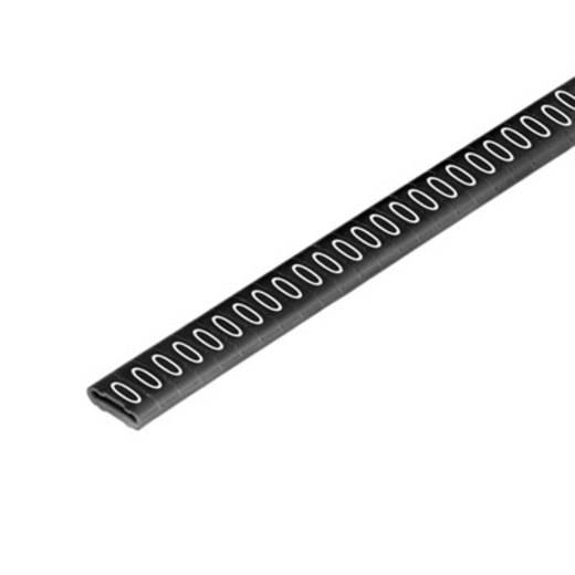Kennzeichnungsring Aufdruck 0 Außendurchmesser-Bereich 10 bis 317 mm 1568301503 CLI M 2-4 SW/WS 0 CD Weidmüller