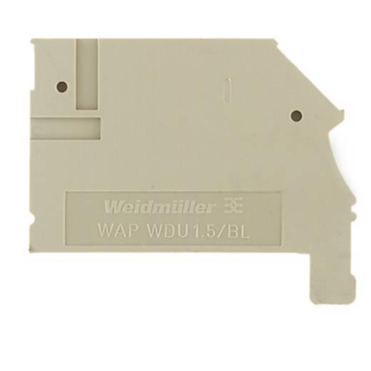 Abschlussplatte WAP WDU1.5/BLZ/ZA 1577320000 Weidmüller 50 St.