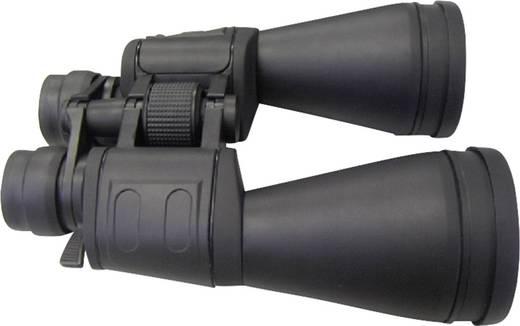 Zoom-Fernglas Zoom-Fernglas 10-30x60 mm 10 bis 30 x 60 mm Schwarz (gummiert)
