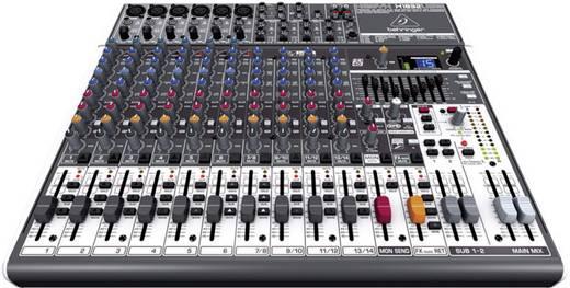 Konsolen-Mischpult Behringer XENYX1832 Anzahl Kanäle:14 USB-Anschluss