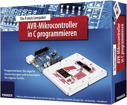 Lernpaket AVR-Mikrocontroller in C programmieren