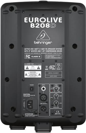Aktiver PA Lautsprecher 20 cm 8 Zoll Behringer B208D 170 W 1 St.